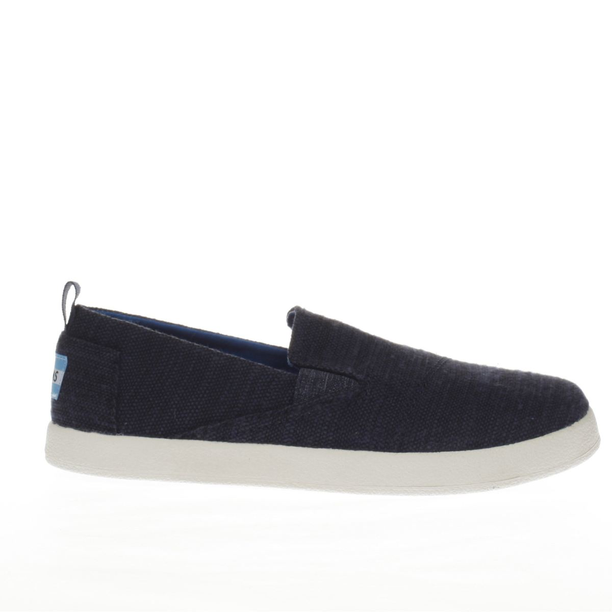toms navy avalon Youth Shoes