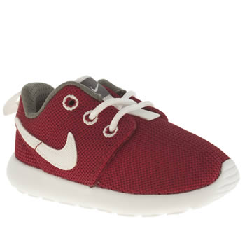 Unisex Nike Red Roshe Run Unisex Toddler