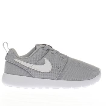 Nike Grey Roshe One Unisex Toddler