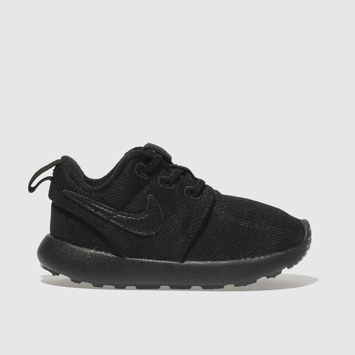 nike black roshe one Toddler Trainers