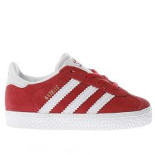 Adidas Red Gazelle Unisex Toddler