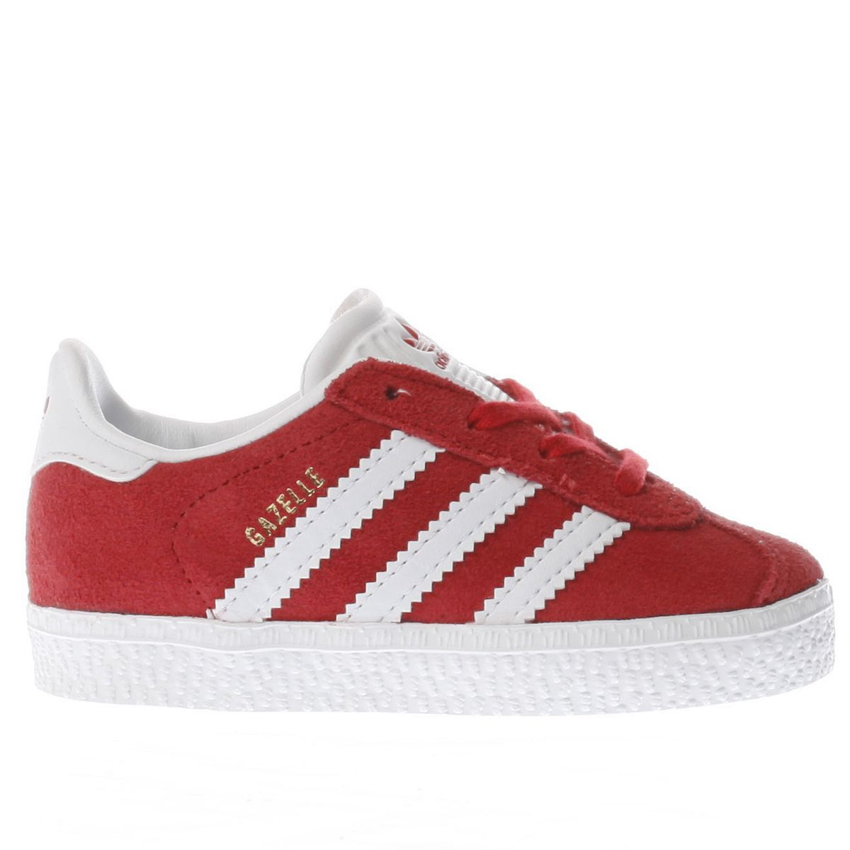 adidas red gazelle Toddler Trainers