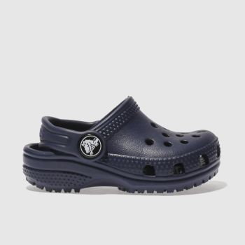 Crocs Navy Classic Clog Unisex Toddler