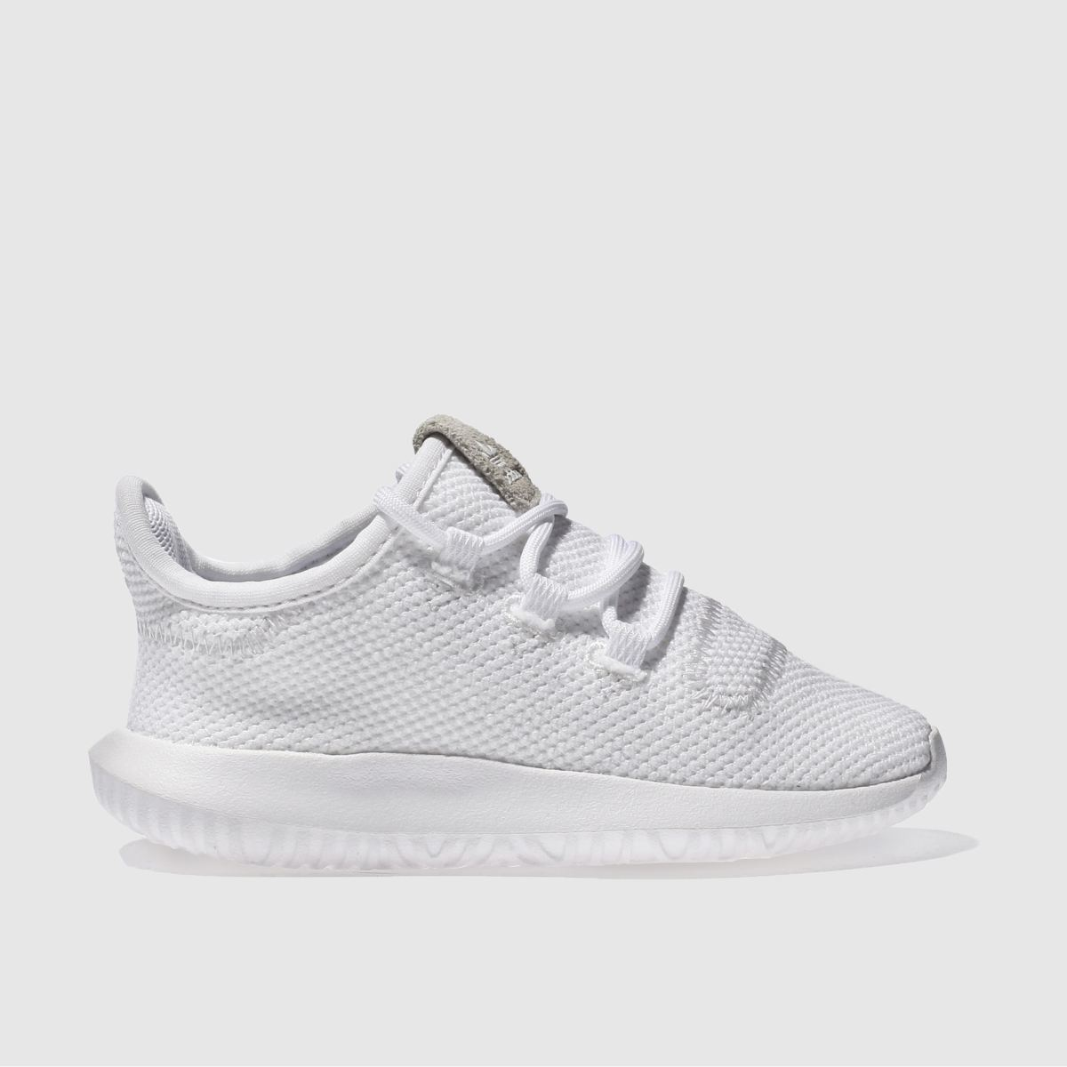Adidas White Tubular Shadow Unisex Toddler Toddler