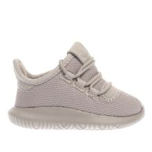 Adidas Taupe Tubular Shadow Unisex Toddler