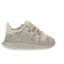 Adidas Beige Tubular Shadow Unisex Toddler