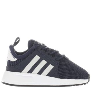 Adidas Navy & White X_plr Unisex Toddler