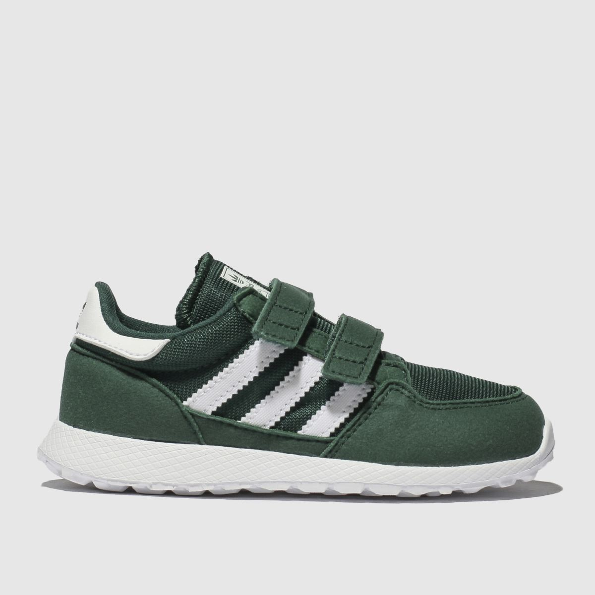 Adidas Green Forest Grove Trainers Toddler
