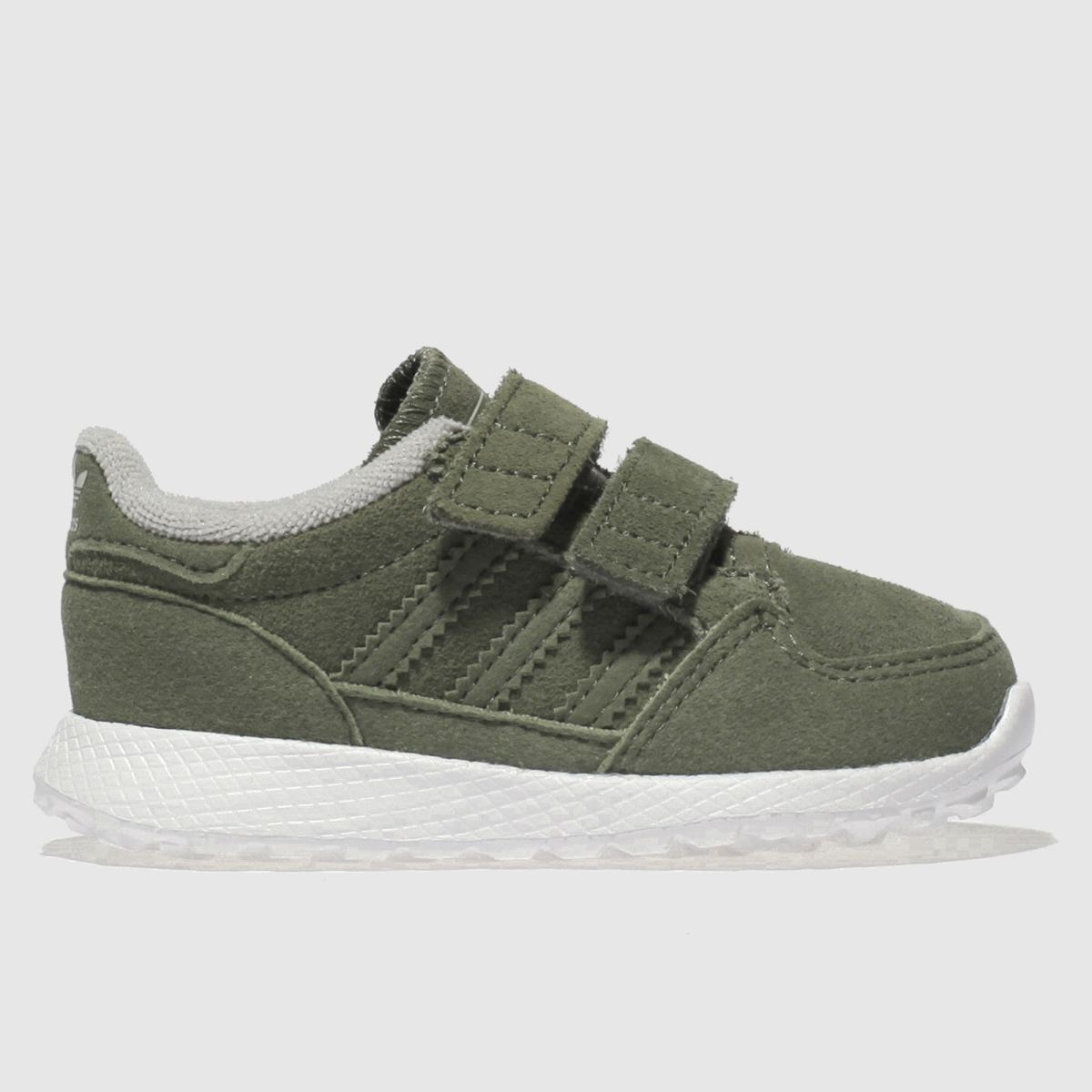 Adidas Khaki Forest Grove Trainers Toddler