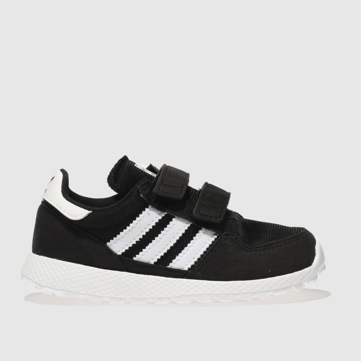Adidas Black & White Forest Grove Unisex Toddler Toddler