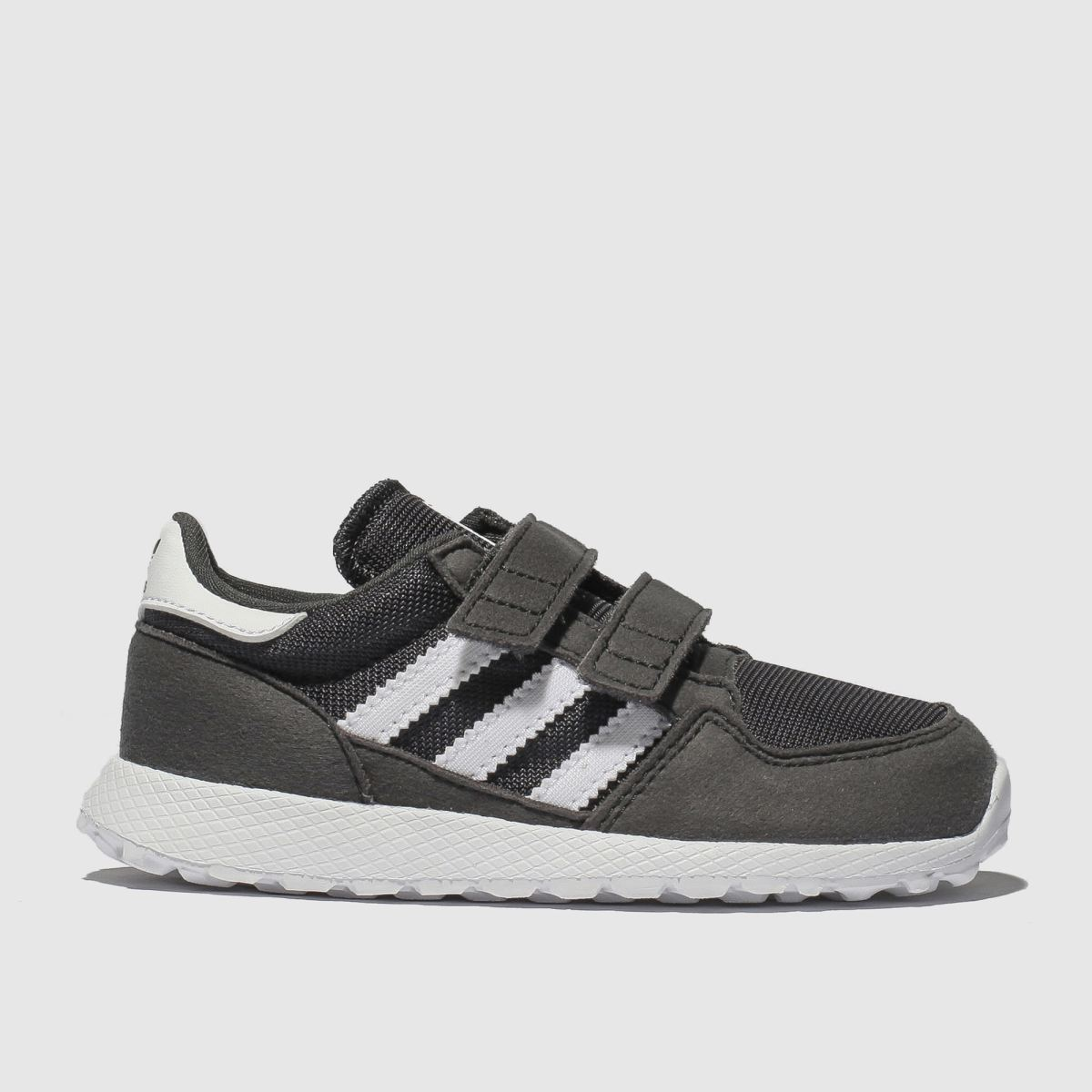 Adidas Grey Forest Grove Trainers Toddler