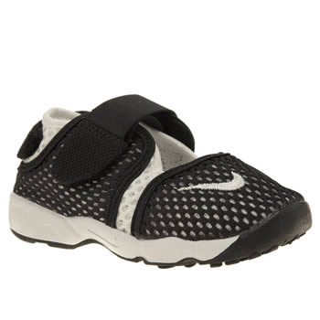 Nike Black & White Rift Br Unisex Toddler