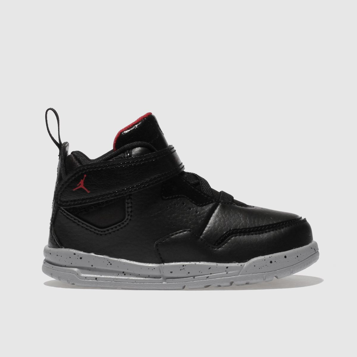 Nike Jordan Black & Red Courtside 23 Unisex Toddler Toddler
