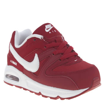 Unisex Nike Red Air Max Command Unisex Toddler