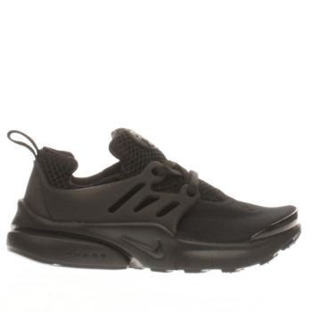 Nike Black Presto Unisex Toddler