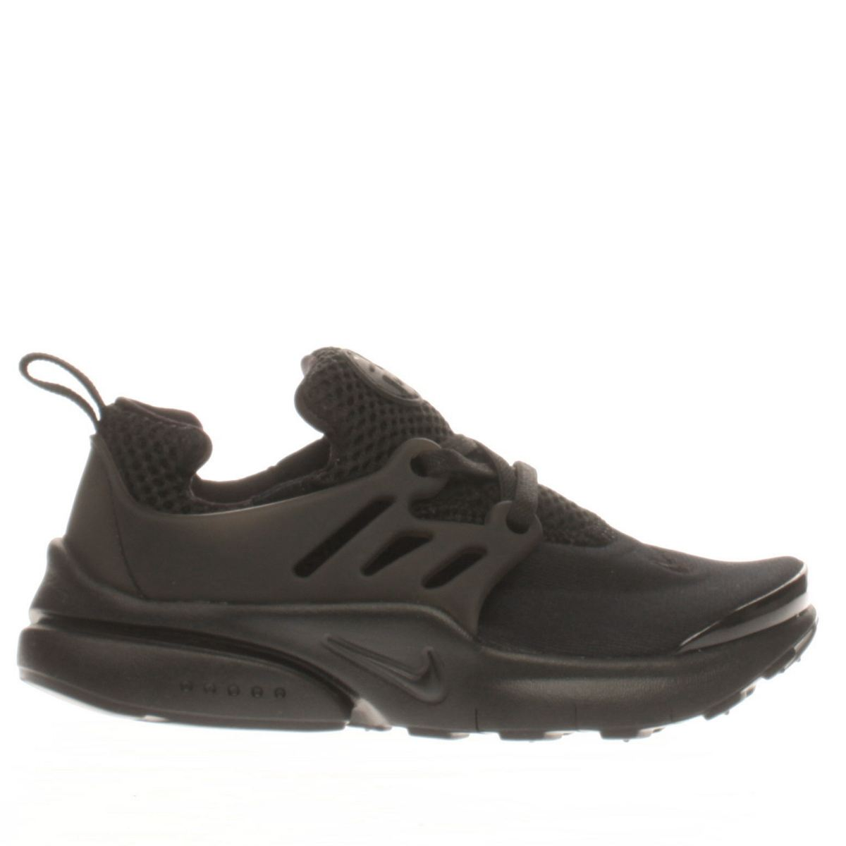 nike black presto Toddler Trainers