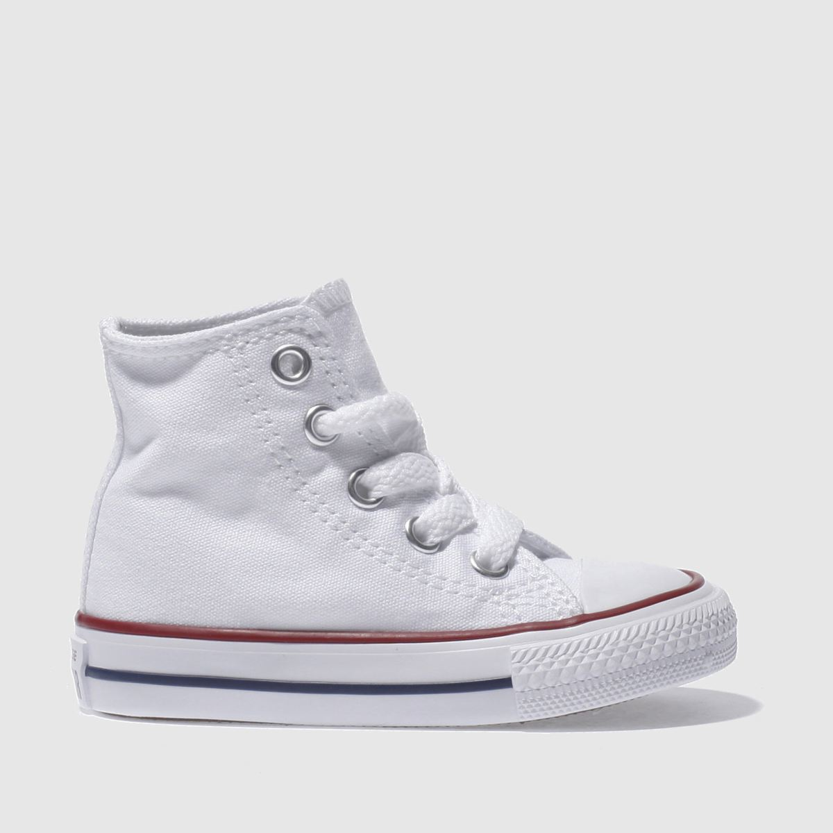 converse white all star hi Toddler Trainers