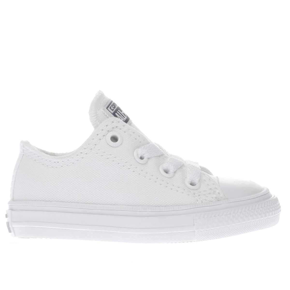 converse white chuck taylor ii ox Toddler Trainers
