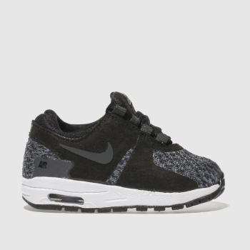 Nike Black Air Max Zero Se Unisex Toddler