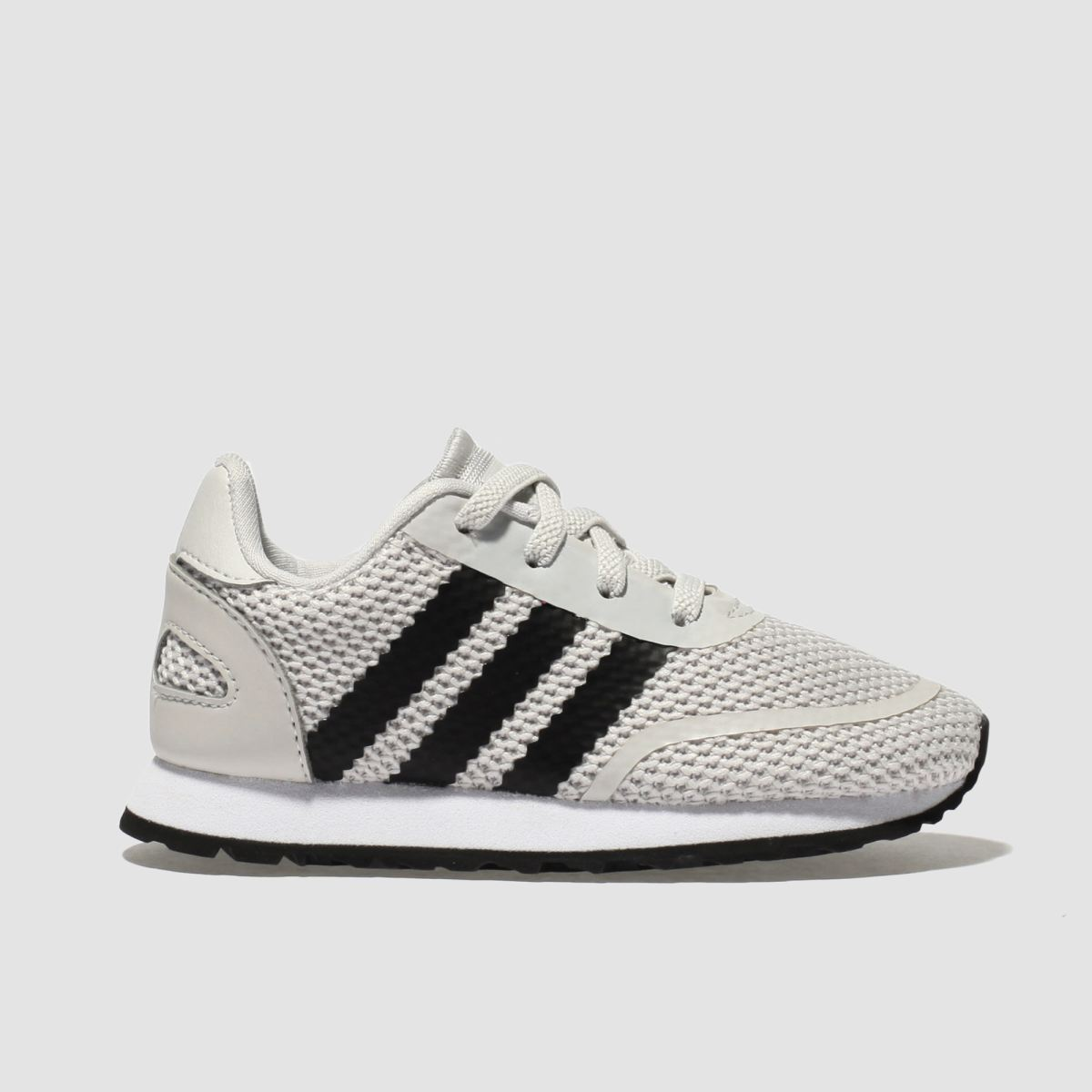 Adidas Light Grey N-5923 El Trainers Toddler