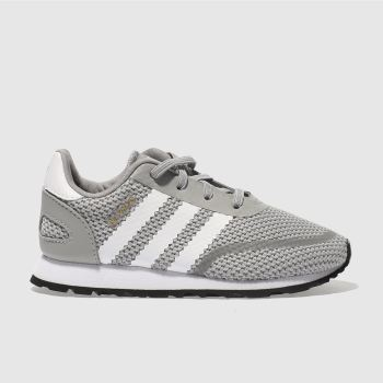 Adidas Grey N-5923 Unisex Toddler