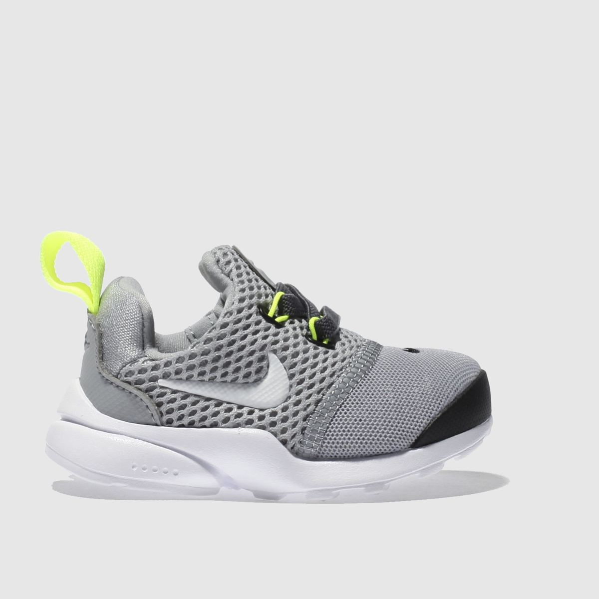 Nike Grey Presto Fly Toddler Trainers