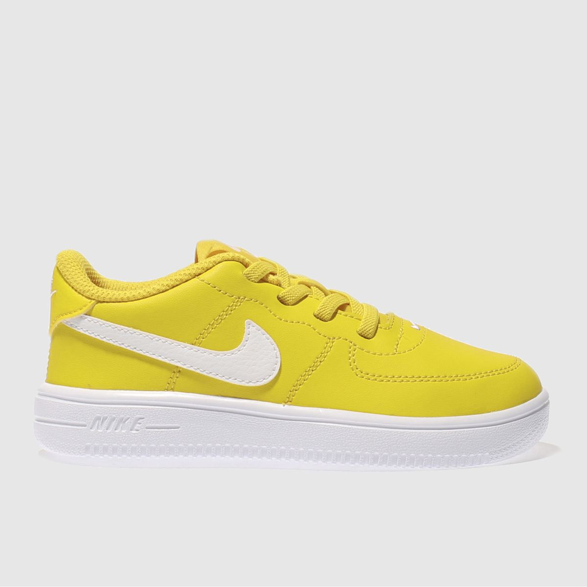 Nike Yellow Force 1 18 Bt Unisex Toddler Toddler