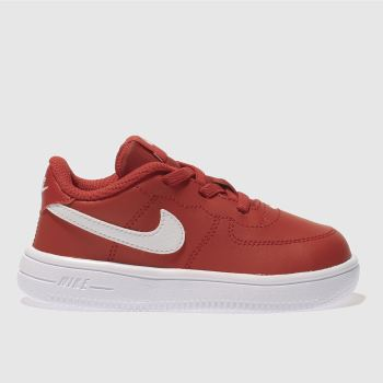Nike Red Force 1 18 Bt Unisex Toddler