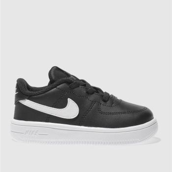 Nike Black Force 1 18 Bt Unisex Toddler