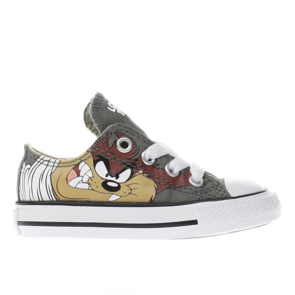 converse khaki looney tunes taz Toddler Trainers