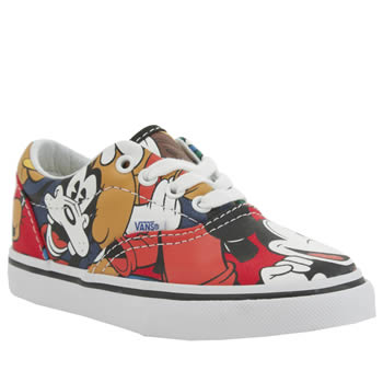Vans Multi Disney Mickey Era Unisex Toddler