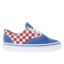 Vans Blue Era Checkerboard Unisex Toddler
