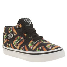 Vans Multi Half Cab Late Night Unisex Toddler