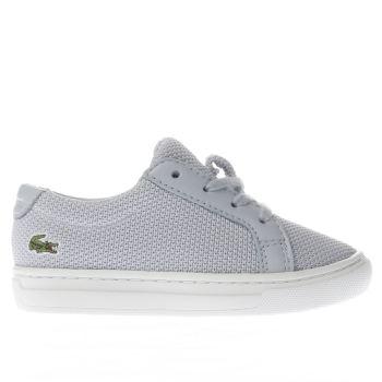Lacoste Grey L.12.12 Unisex Toddler