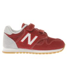 New Balance Red 520 Unisex Toddler