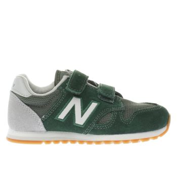New Balance Green 520 Unisex Toddler