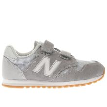 New Balance Grey 520 Unisex Toddler