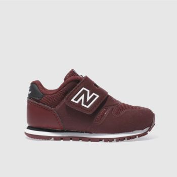 New Balance Burgundy 373 Unisex Toddler