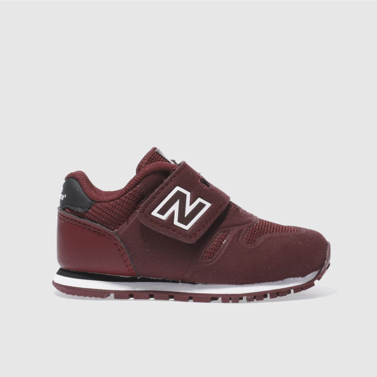 New Balance Burgundy 373 Unisex Toddler Toddler