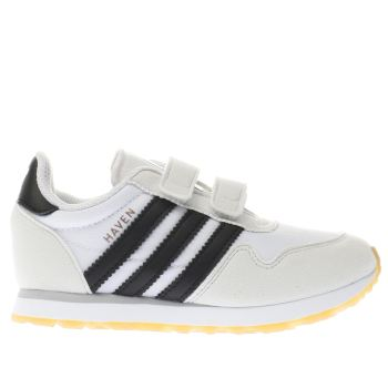 Adidas White Haven Unisex Toddler