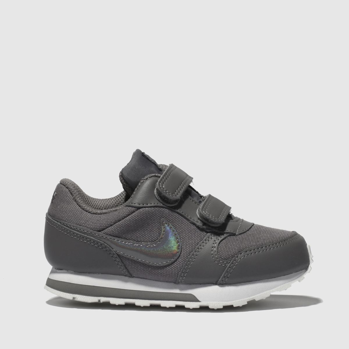 Nike Grey Md Runner 2 Trainers Toddler