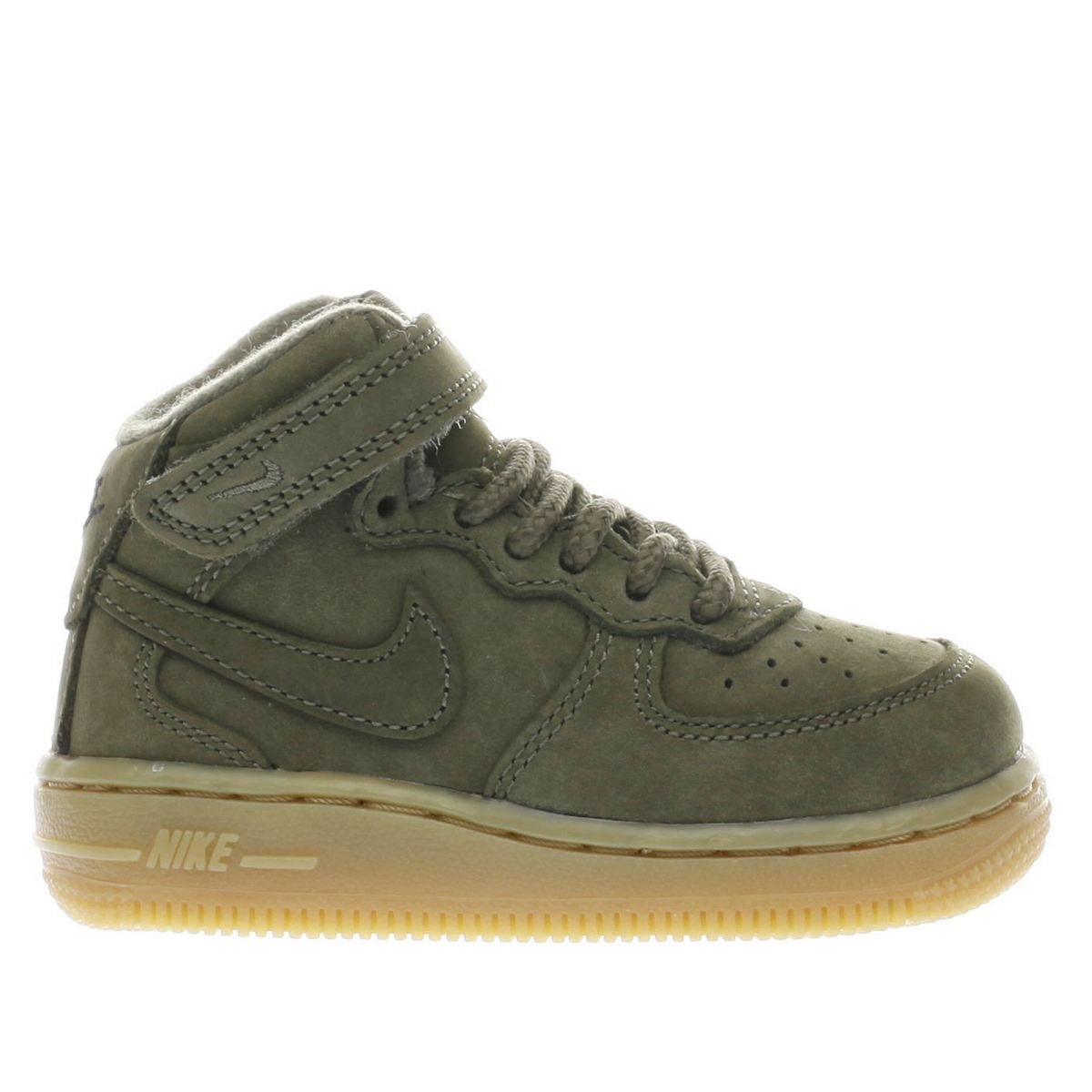 nike khaki air force 1 high wb Toddler Trainers