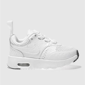 Nike White Air Max Vision Unisex Toddler