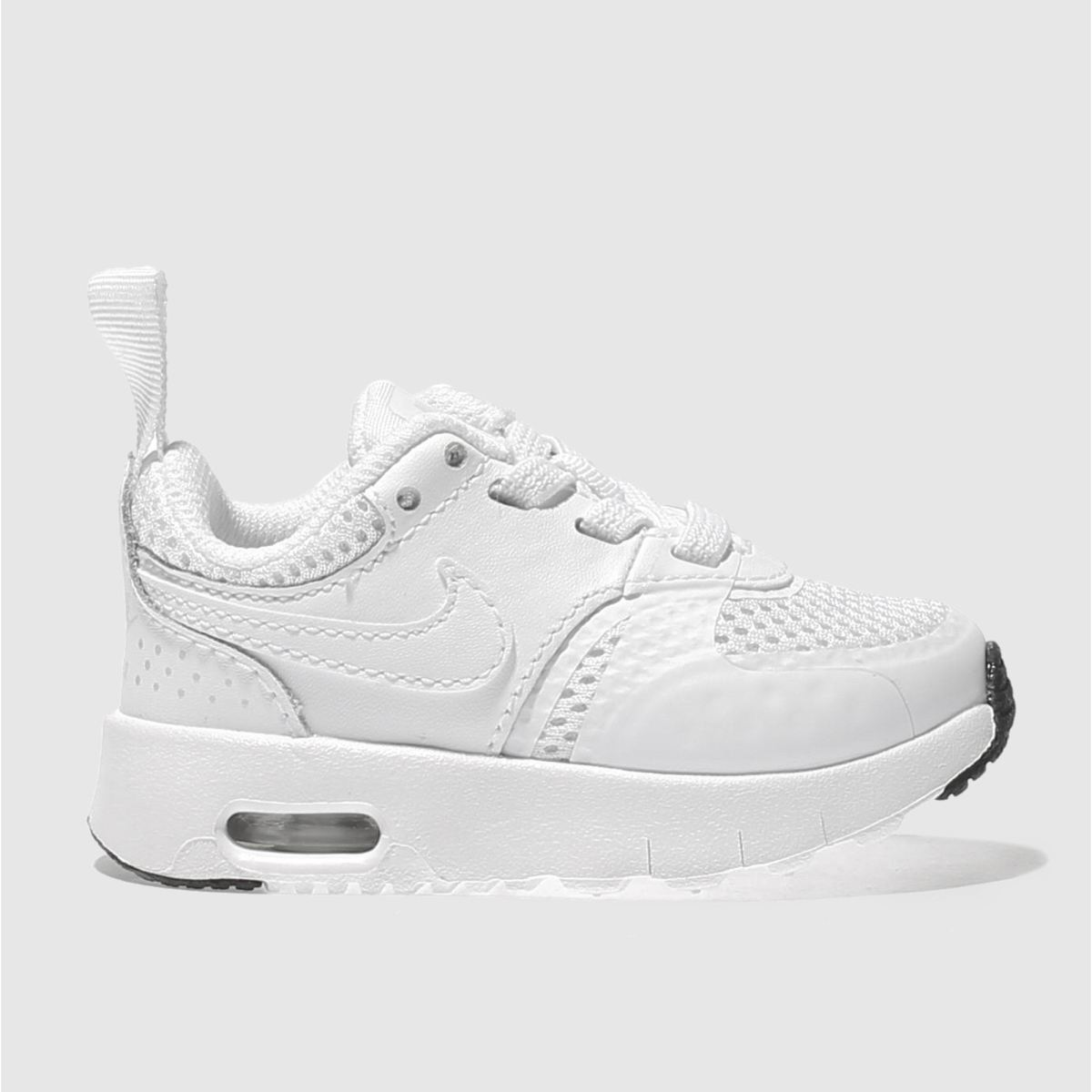 nike white air max vision Toddler Trainers