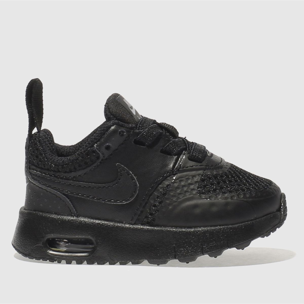 nike black air max vision Toddler Trainers