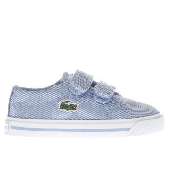 Lacoste Pale Blue Marcel Unisex Toddler