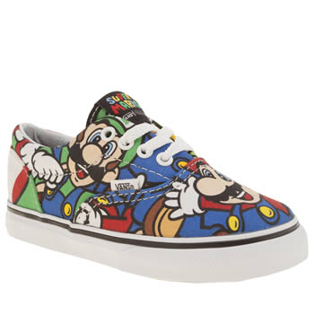 Vans Multi Era Nintendo Mario & Friends Unisex Toddler
