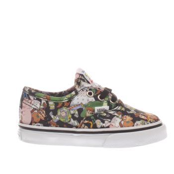 Vans Multi Authentic Toy Story Unisex Toddler