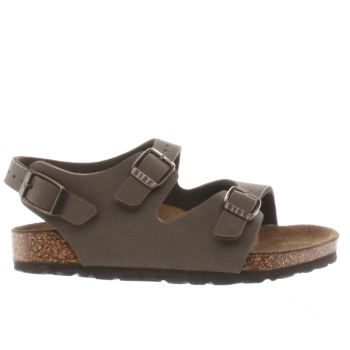 Birkenstock Brown Roma Unisex Toddler