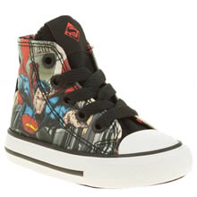 Converse Multi All Star Hi Superman Unisex Toddler